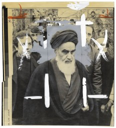 David Birkin - Iconographies, Ayatollah (2013)