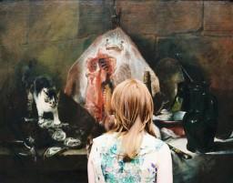 Laurence Aëgerter - Le Louvre, INV. 3197-0803040946 (Chardin) (2008)