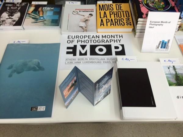 Vienna Fotobook festival 2015
