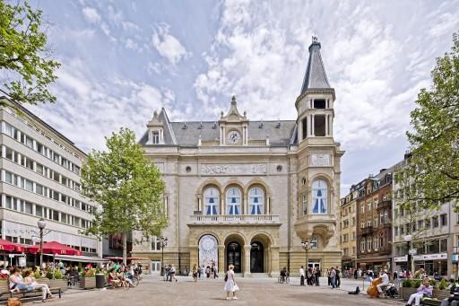 Cercle Cité - Ratskeller Espace d'exposition