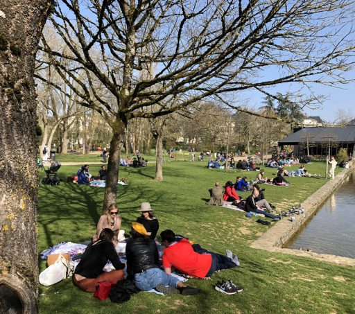 Parc de Merl, Luxembourg